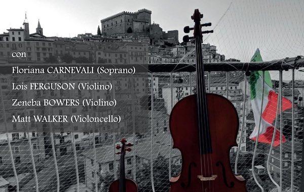 """""""Concerto di Musica Barocca"""" nelle Scuderie di Palazzo Chigi Albani"""