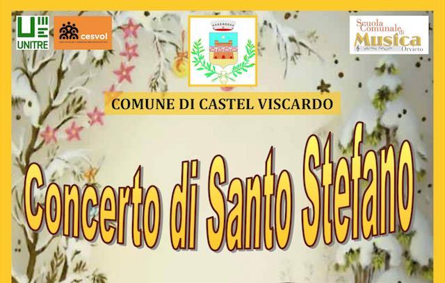 A Viceno musica classica per il Concerto di Santo Stefano