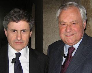 Toni Concina apre la campagna elettorale con Gianni Alemanno. Il video