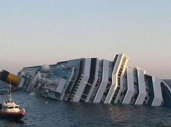 Naufragio della Costa Concordia: salvi tutti e 13 gli umbri imbarcati