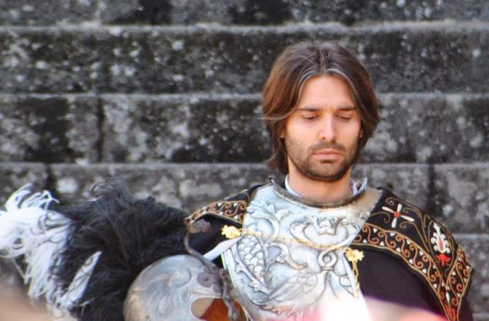 Quel misterioso, beltenebroso Conestabile dei Cavalieri... intervista a Emanuele Mazzi