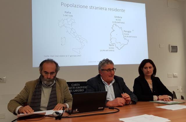 In provincia di Terni immigrazione stabile negli ultimi anni, freno allo spopolamento