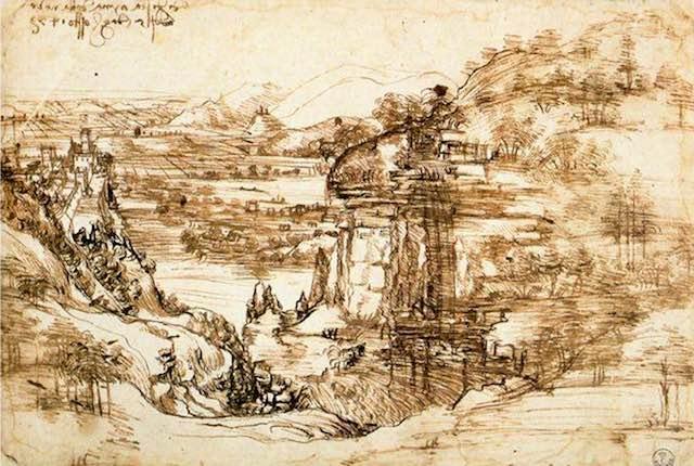"""""""Terni, la città invisibile. Da Leonardo da Vinci al futuro del Grand Tour"""""""