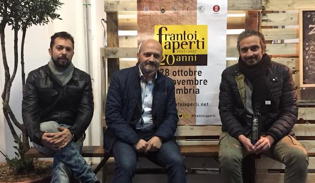 """""""Frantoi Aperti in Umbria"""", in archivio l'edizione del ventennale"""