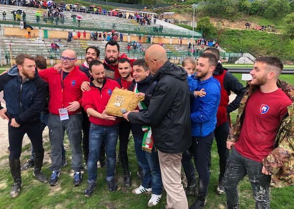 Fraporta vince la 51esima edizione della Corsa all'Anello