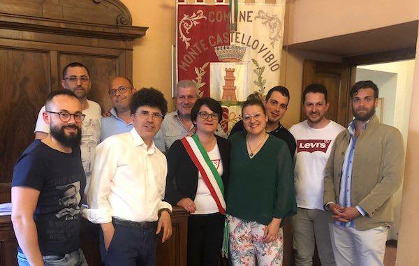 Il sindaco Daniela Brugnossi nomina la giunta