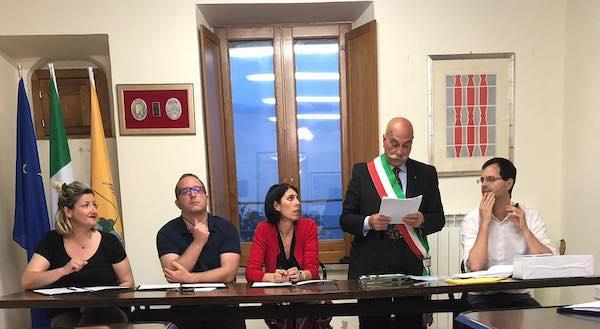 Ecco la squadra del sindaco Angelo Larocca