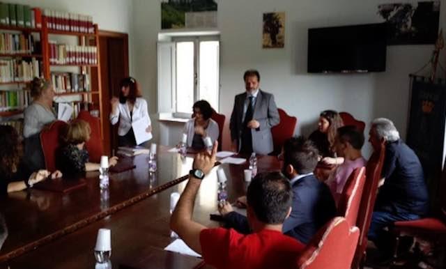 Prima seduta del nuovo consiglio comunale a Parrano, approvati tutti i punti