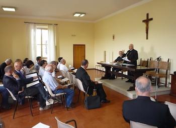 L'Arcivescovo mons. Marra ha insediato il Consiglio Pastorale Diocesano