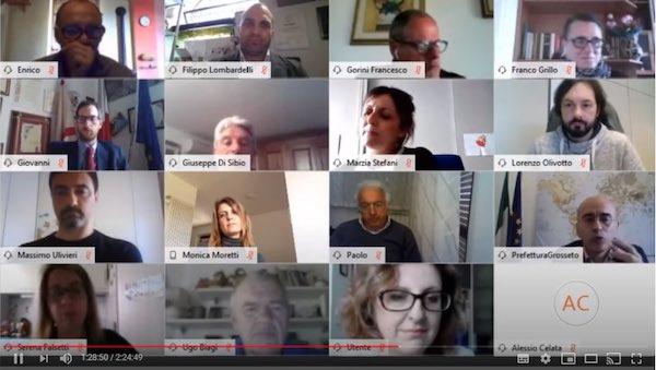 Consiglio Comunale in videoconferenza. Assegnata a Elena Servi la civica benemerenza