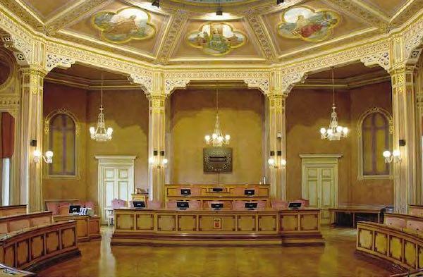 Il Consiglio Provinciale va in diretta streaming, approvato il regolamento
