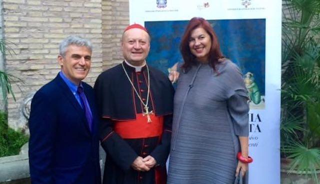 L'Ambasciata d'Italia presso la Santa Sede brinda con i vini di Orvieto