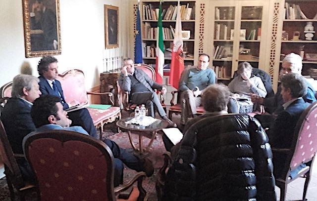 Umbria, Lazio e Toscana verso il Contratto di Fiume interregionale per il Paglia
