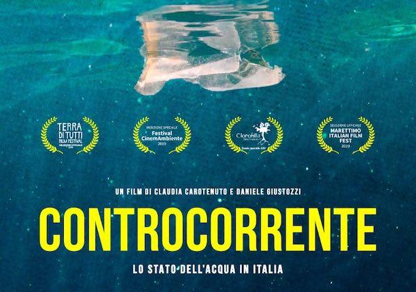 """""""Controcorrente. Lo stato dell'acqua """" torna al Multisala Corso"""