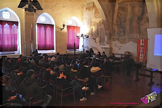 """Il convegno della Lidu apre la seconda edizione di """"Diritti a Todi. Human Rights International Film Festival"""""""