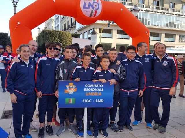 Calcio a 5, Orvieto e l'Umbria in Puglia alla 56esima edizione del Torneo delle Regioni