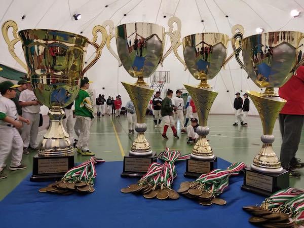 """Baseball, i Lions Nettuno si aggiudicano il Trofeo """"Claudio Vaglio"""""""