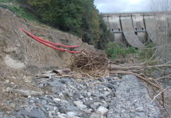 Corbara, frazione dimenticata dopo l'alluvione. Petizione dei cittadini che chiedono interventi urgenti