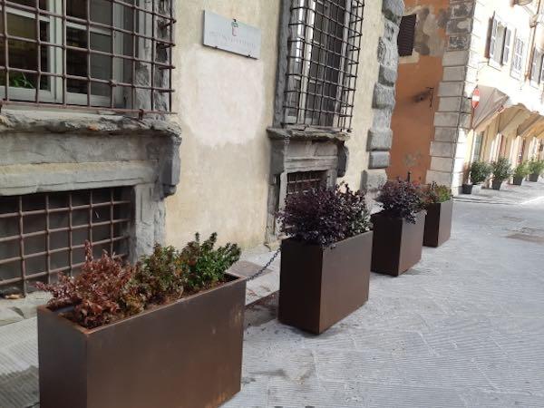 Continuano i lavori a Palazzo della Corgna