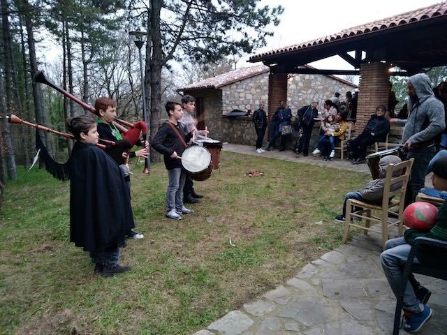 Celebrata la Primavera all'Hosteria di Villalba, tra natura, cucina e cultura