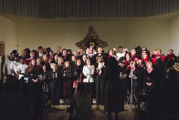 """Tempo di bilanci per """"Natale senza confini"""" alla Parrocchia della Sacra Famiglia"""
