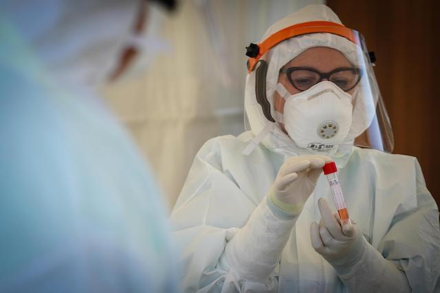 Coranavirus in Umbria, 14 casi in una settiamana