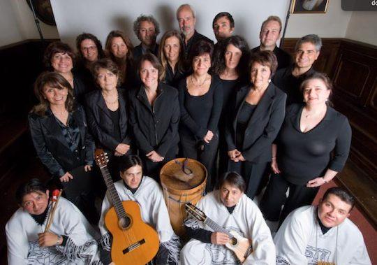 Successo a Parrano per il Coro Latinoamericano di Roma