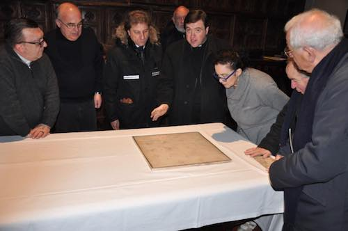Sottoposto a restauro il Sacro Corporale. Sette precetti per la conservazione futura