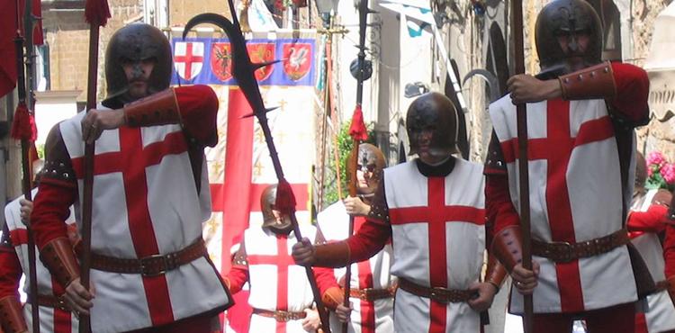 Orvieto: la Storia, il Sacro, la Festa. Prima e dopo il Corpus Domini. Il calendario