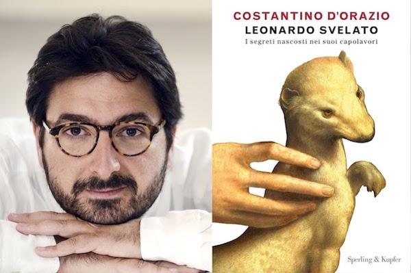 """Costantino D'Orazio presenta """"Leonardo svelato. I segreti nascosti nei suoi capolavori"""""""