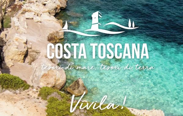 Costa e Isole della Toscana. Marchio e video per promuovere mare e terra