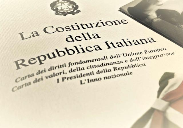 """Nel 70esimo anniversario, Orvieto è """"Città per la Costituzione"""""""