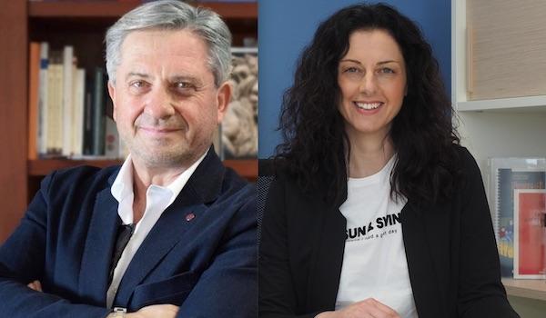 """Franco Cotana e Claudia Mazzeschi: """"Insieme per il rinnovamento dell'UniPg"""""""