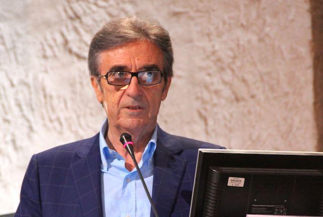 Laurea honoris causa in Scienze agrarie all'enologo Riccardo Cotarella