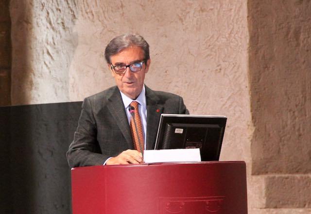 Riccardo Cotarella nuovo consulente enologico di Codice Citra