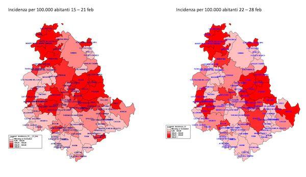 """""""La potenzialità dell'Umbria è di poter somministrare 35.700 vaccinazioni a settimana"""""""