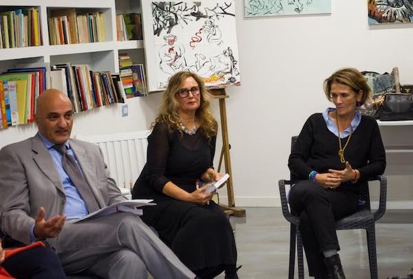 Violenza assistita, presentato il romanzo di Marinella Ferranti