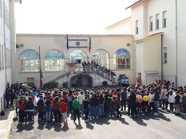 """Folta partecipazione a """"La scuola ricorda… il 25 aprile e il 1° maggio"""""""
