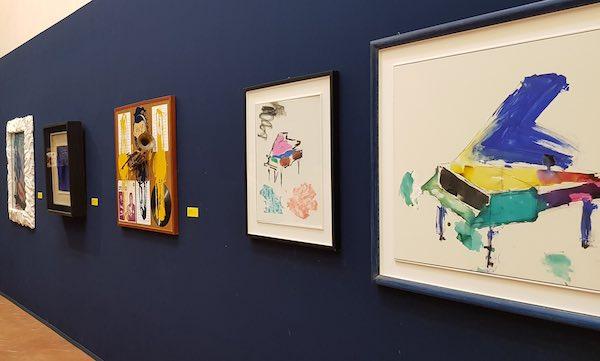 """Nuova installazione a Palazzo della Corgna, prorogata la mostra """"Creativity"""""""