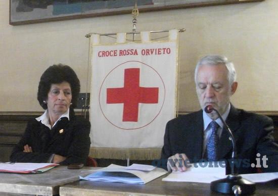 Anna Torroni nominata ispettrice dell'Ispettorato delle Infermiere Volontarie della Croce Rossa Italiana di Orvieto