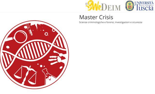 """Unitus, via al Master """"Crisis"""" su investigazioni e sicurezza"""