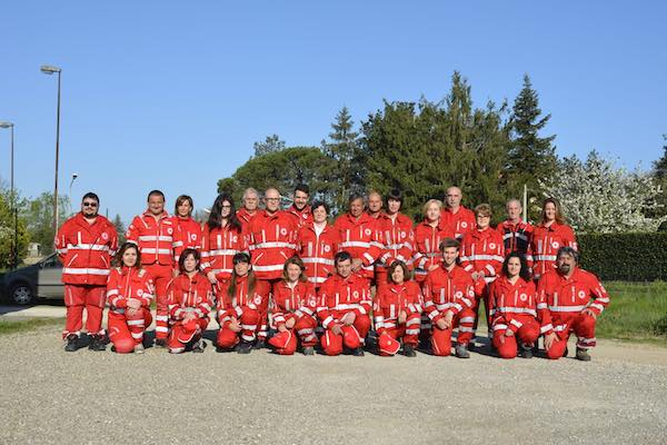 Nuovo mezzo per la Croce Rossa, si inaugura il Fiat Doblò