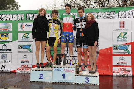 Grande successo per i Campionati italiani Cx