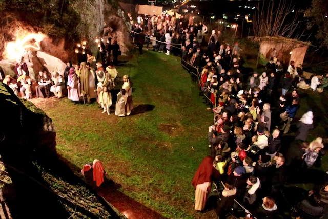 San Giovenale come Betlemme. Il cuore del Presepe Vivente attende la venuta dei Magi