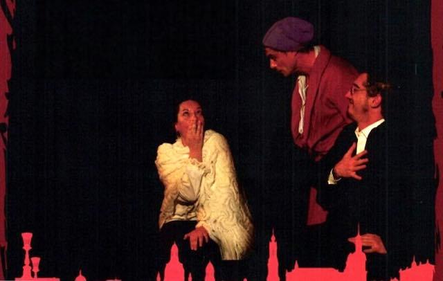 Con Teatro Studio parte la rassegna di corti teatrali in Biblioteca