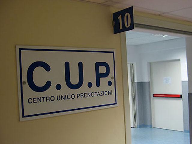 Chiusura momentanea sportello CUP del PES di Monterubiaglio