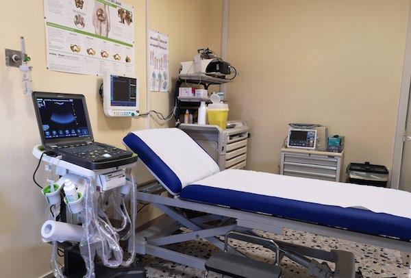 """""""Un nuovo ecografo di ultima generazione all'U.O. Terapia del Dolore e Cure Palliative"""""""
