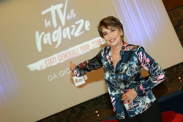 """Con Alba Rohrwacher Lugnano approda su Raitre ospite de """"La Tv delle Ragazze"""""""