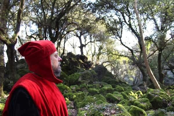Nella Selva Oscura del Sasseto. Spettacolo teatrale itinerante, dall'Inferno al Paradiso