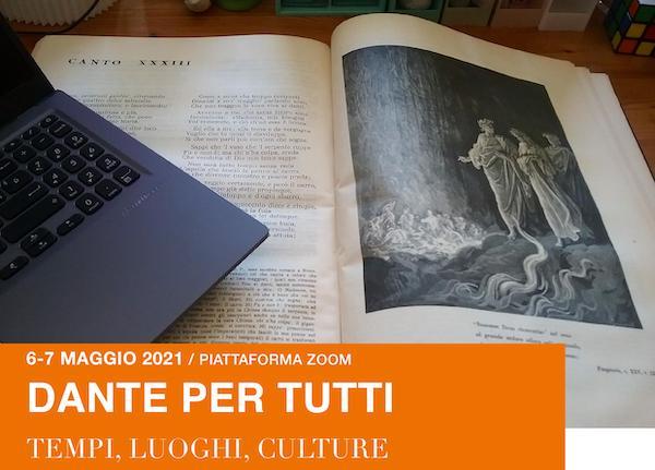 """""""Dante per tutti"""". Anche l'Università della Tuscia celebra il Sommo Poeta a 700 anni dalla morte"""